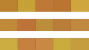 Gelb, Goldocker, Senf, Terracotta