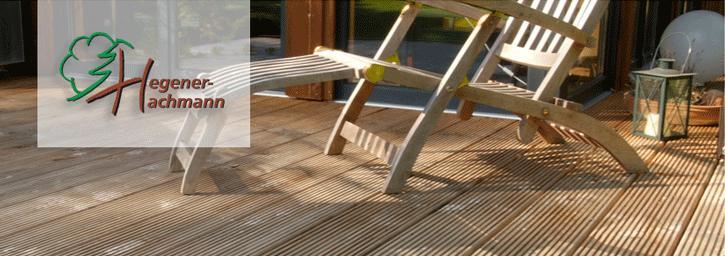 Terrassendielen mit Terrassenöl und Gartenmöbelöl pflegen