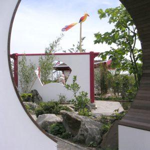 Laga Mondtor - Feng ShuiReiner Padligur